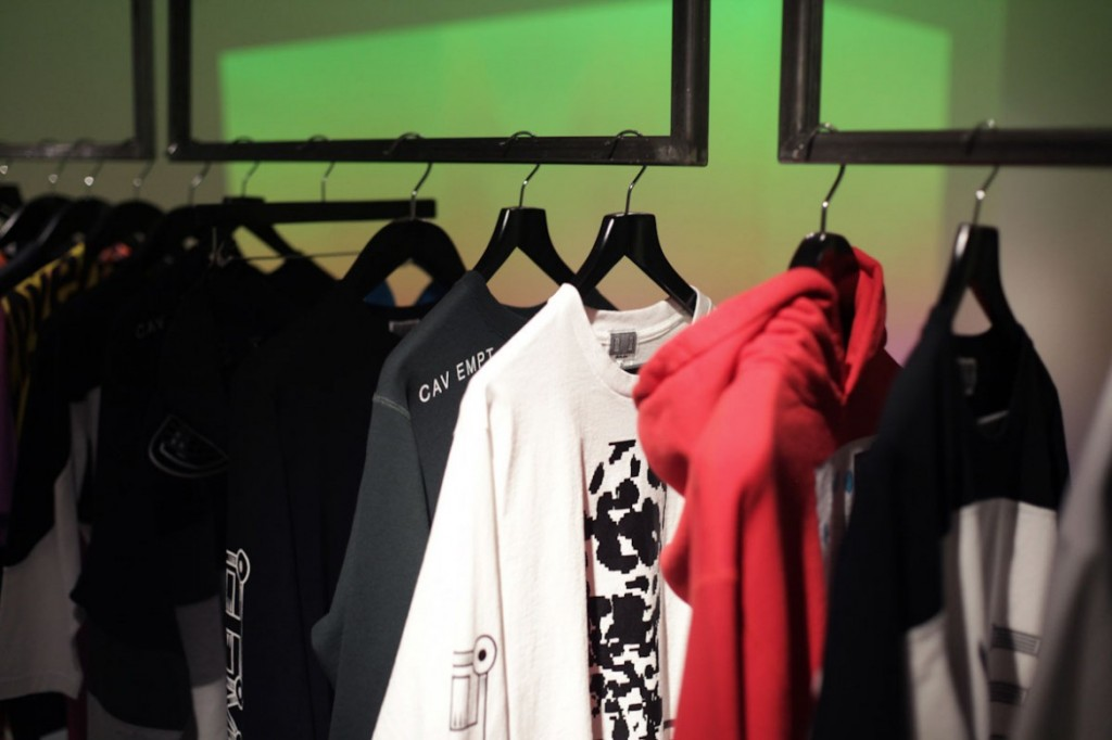 C.E. IS DOMINATING HAS A NEW POP-UP SHOP AT LONDONS MACHINE-A 2
