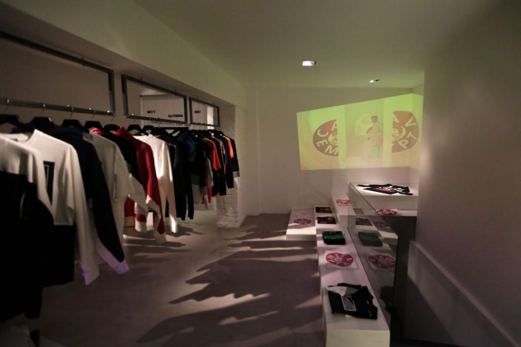 C.E 在倫敦Soho 區開設期間店鋪 2