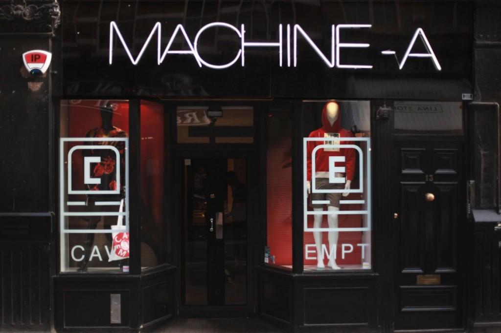 C.E 在倫敦Soho 區開設期間店鋪 7