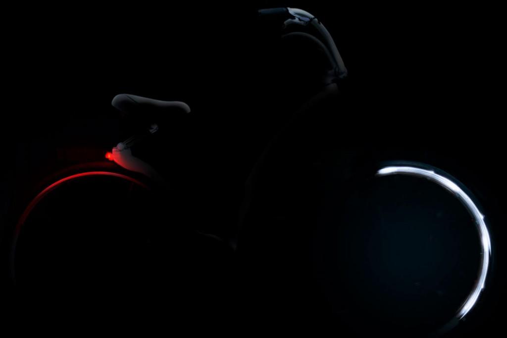 GiBike —— 3秒完成折疊,更能為手機充電的單車 9