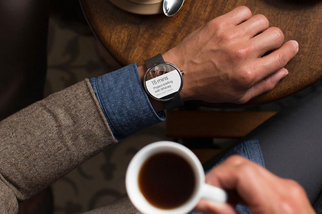 Google announces Android Wear, a Nexus-like platform for wearables 1