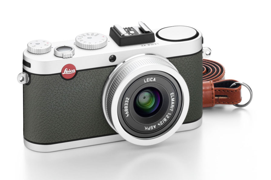 Leica MP Olive and X2 Olive Limited Edition Cameras 2
