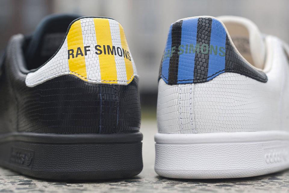Raf Simons X adidas 2014 春夏Stan Smith 鞋款 2