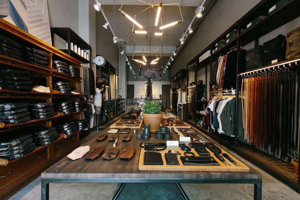 Tanner Goods 在洛杉磯的心臟地帶開設全新旗艦店鋪 1