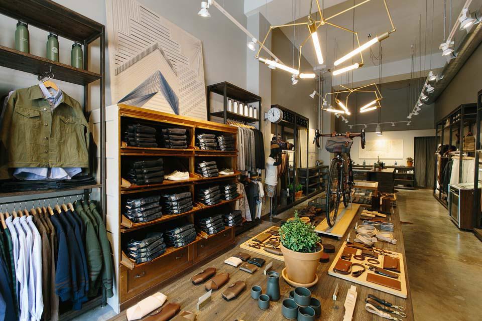 Tanner Goods 在洛杉磯的心臟地帶開設全新旗艦店鋪 4