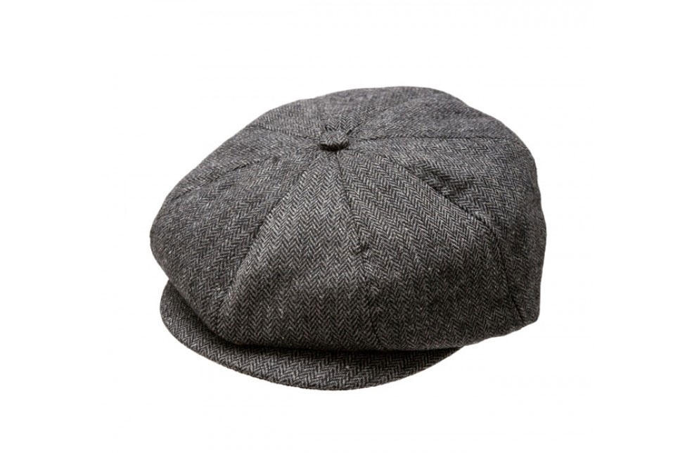 頭頂上的風景,網羅男士經典帽款 10