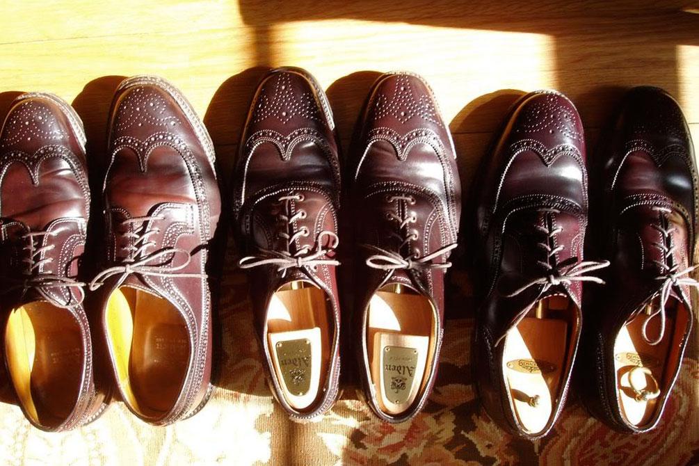 男人的第二張臉,網羅男士經典鞋款 1
