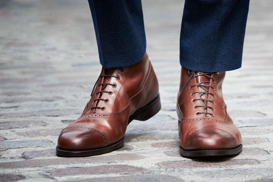 男人的第二張臉,網羅男士經典鞋款 2