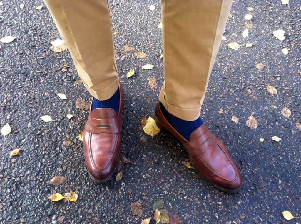 男人的第二張臉,網羅男士經典鞋款 10