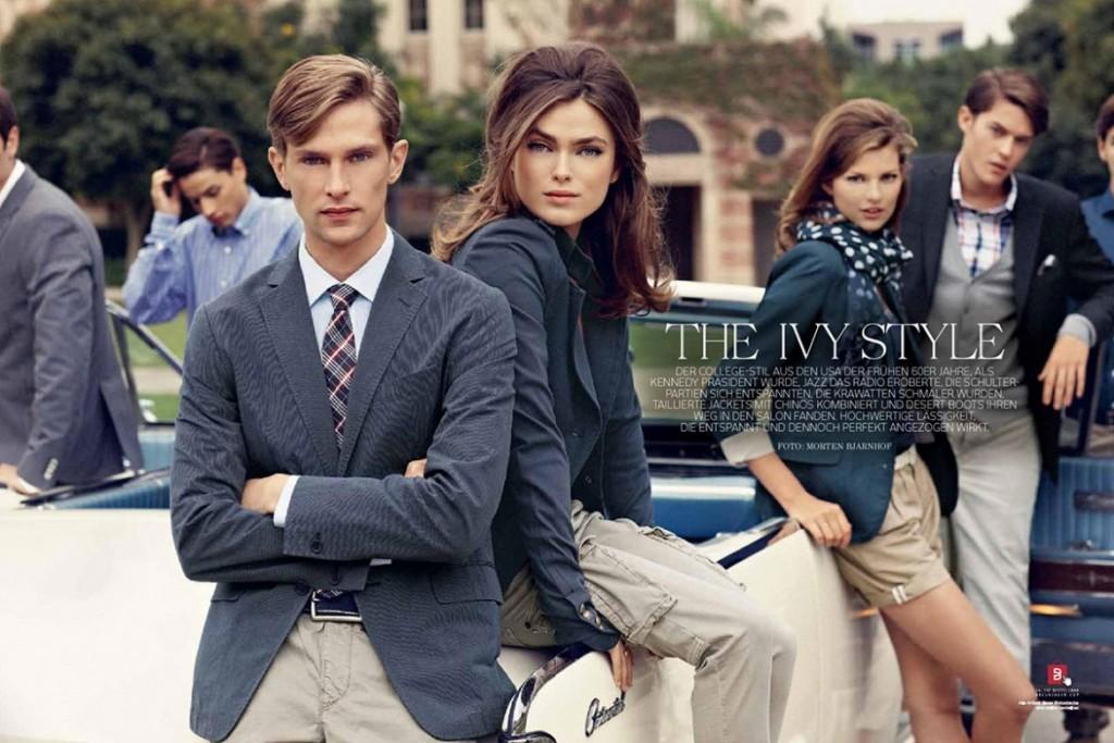 向美式經典致敬,探索風靡於全球的Ivy Style 6
