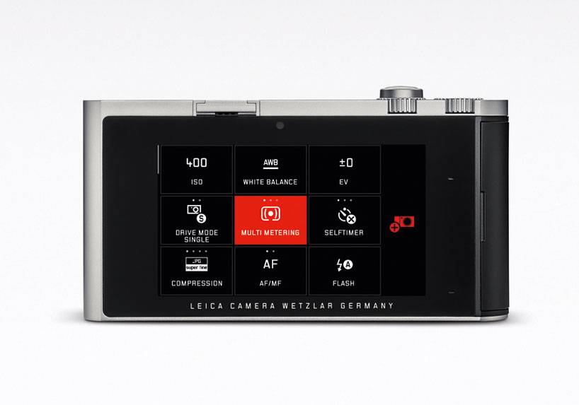 Leica 發布首款非旁軸相機 T 701 13
