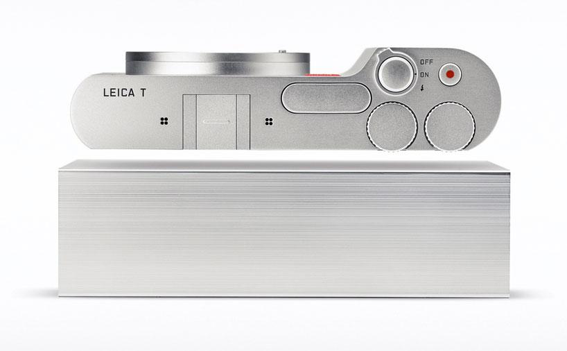 Leica 發布首款非旁軸相機 T 701 15