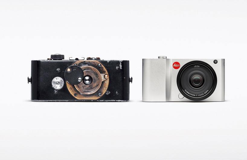 Leica 發布首款非旁軸相機 T 701 16