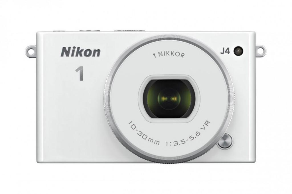 Nikon 發布 1 系列新款相機 —— J4 4