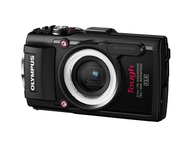 Olympus 推出全新 Stylus Tough TG-3 相機 2