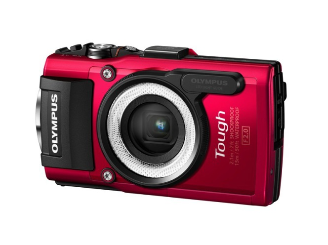 Olympus 推出全新 Stylus Tough TG-3 相機 4
