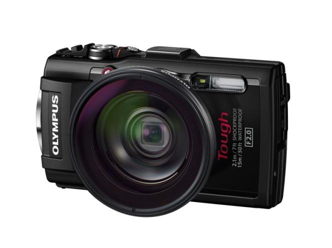 Olympus 推出全新 Stylus Tough TG-3 相機 7