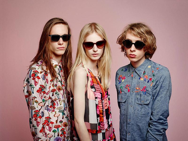 Paul Smith 發布2014春夏 Spectacles 系列造型大片 1