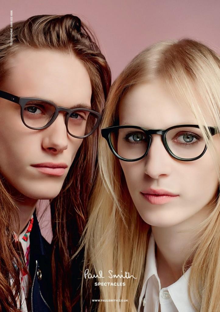 Paul Smith 發布2014春夏 Spectacles 系列造型大片 9