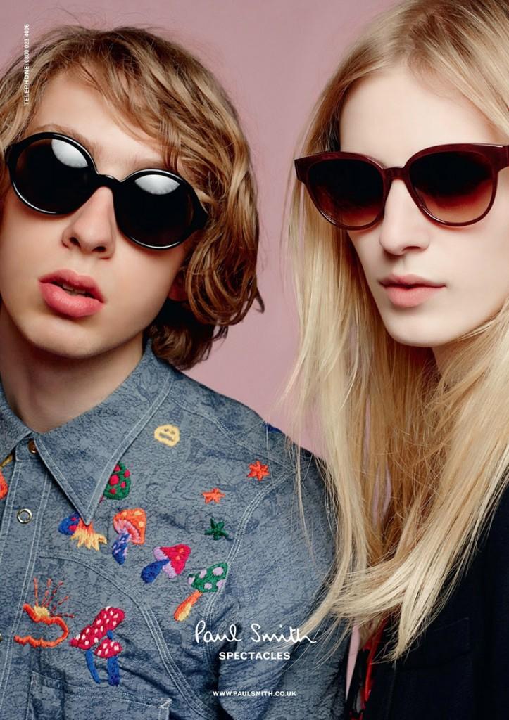 Paul Smith 發布2014春夏 Spectacles 系列造型大片 10