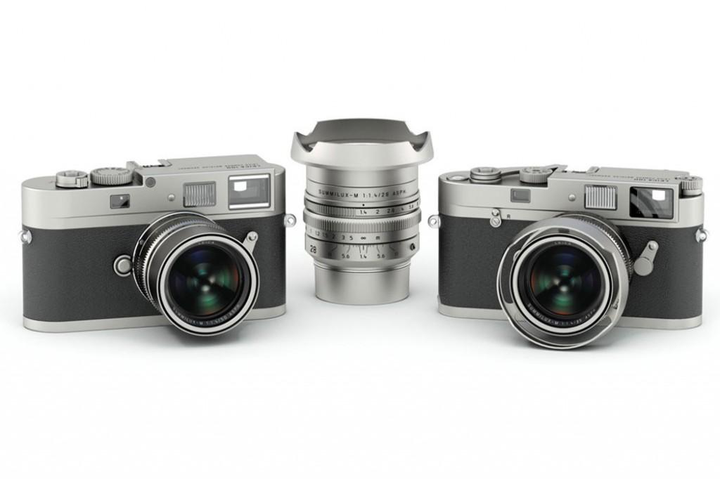 "Leica 100週年特別限量系列—— Leica M ""Edition 100"" 2"