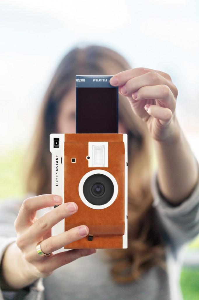 即影即有攝影的全新時代相機﹣Lomo'Instant 5