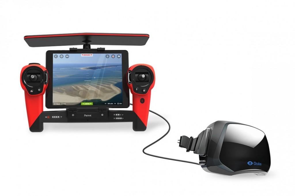 讓你感受駕駛無人機的震撼體驗—— 航拍利器Parrot Bebop Drone 5