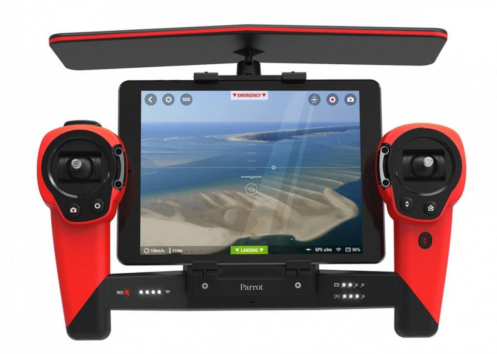 讓你感受駕駛無人機的震撼體驗—— 航拍利器Parrot Bebop Drone 6