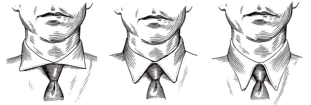THE SHIRT COLLARS FOR EVERY FACE SHAPE 8