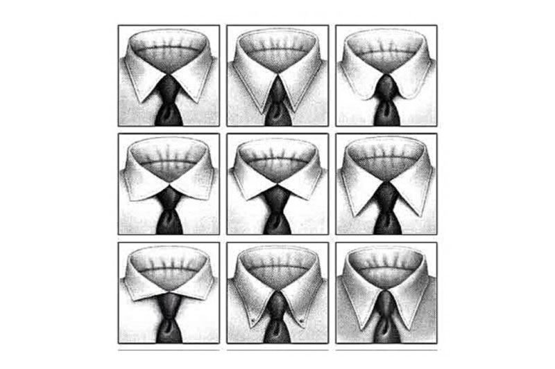 THE SHIRT COLLARS FOR EVERY FACE SHAPE 10