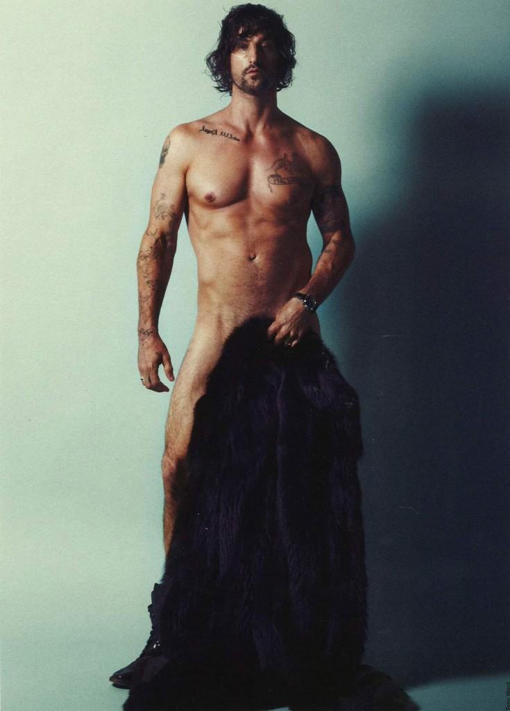 模特界的常青樹—— 傳奇男模Tony Ward 9