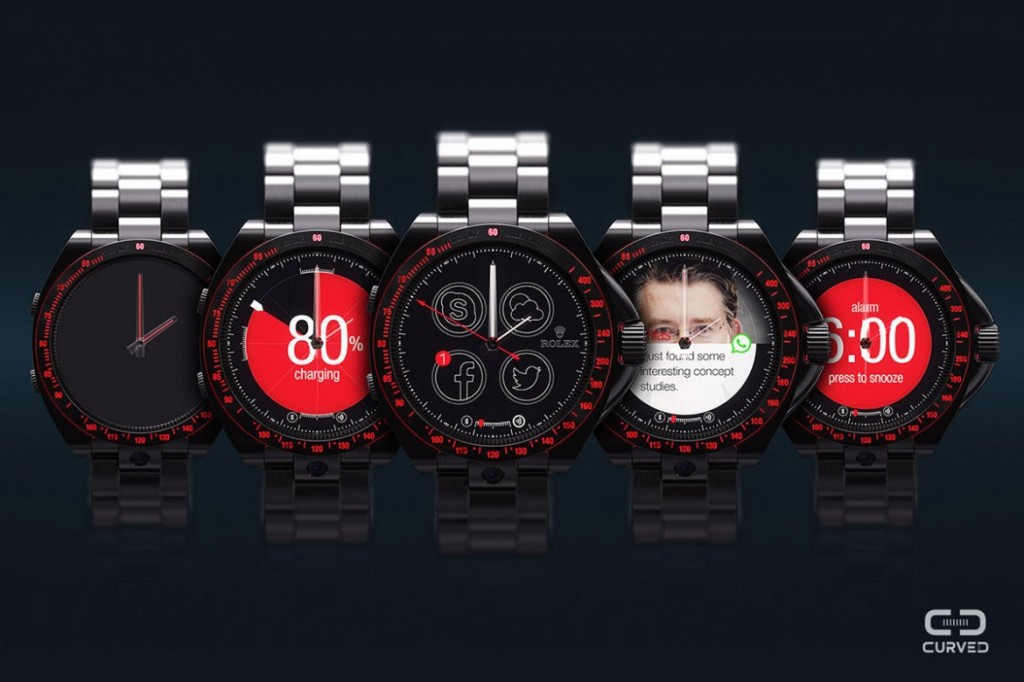 What If Rolex Made a Smartwatch 14