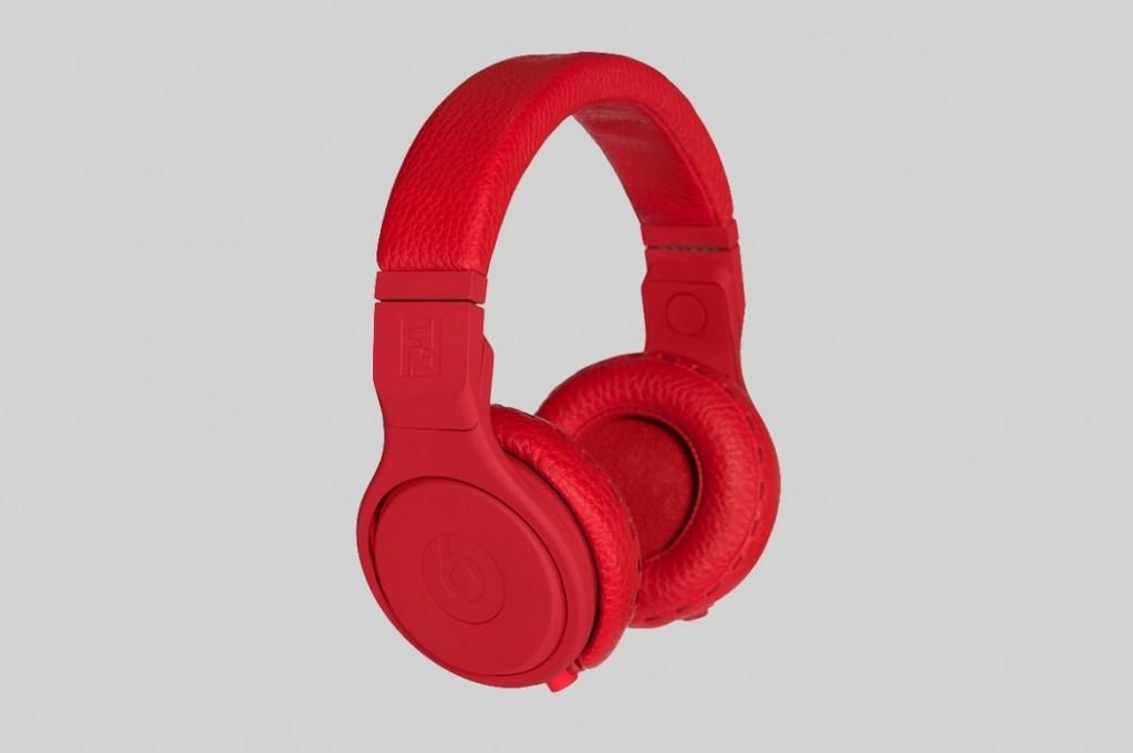 FENDI 聯手Beats by Dr. Dre 推出首款耳機 1