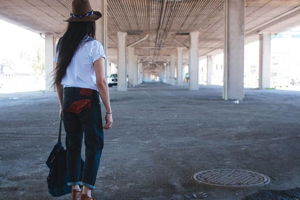 NAKED & FAMOUS DENIM  Weird Guy  Kimono Jeans 2