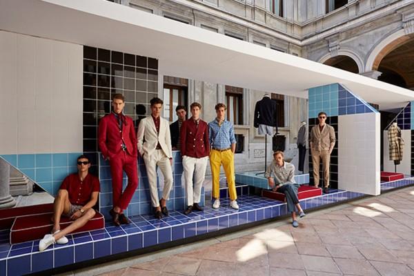 經典西裝定製品牌也玩繽紛路線,Boglioli 2015 春夏季度造型特輯 20