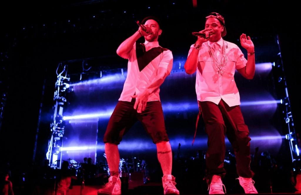 一拍即合的時尚風格,那些 Justin Timberlake 穿著 Neil Barrett 的精彩瞬間 12