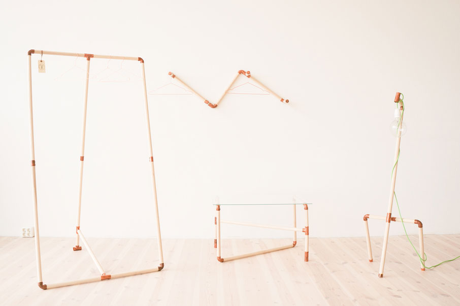 nordic design lab spreads the joy of creating with joints furniture 1