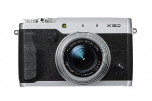 Fujifilm 推出 X30 便攜式數碼相機