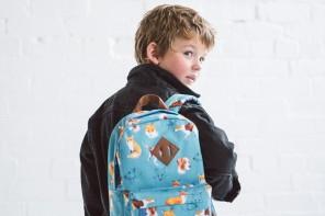 Herschel Supply Co. 推出 2014 秋季檔全新的 Kids Collection