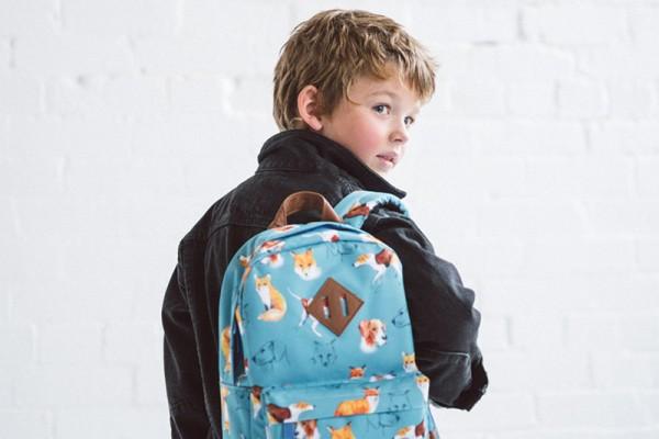 Herschel Supply Co. 推出 2014 秋季檔全新的 Kids Collection 11