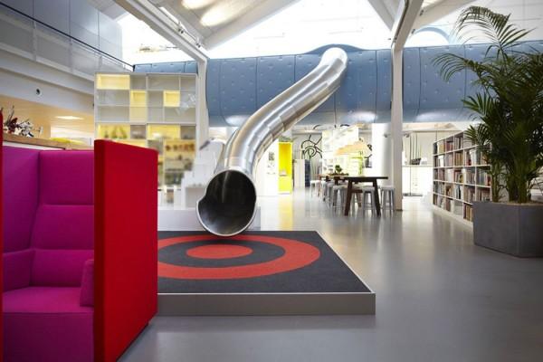 參觀LEGO 丹麥總部辦公創意空間 1