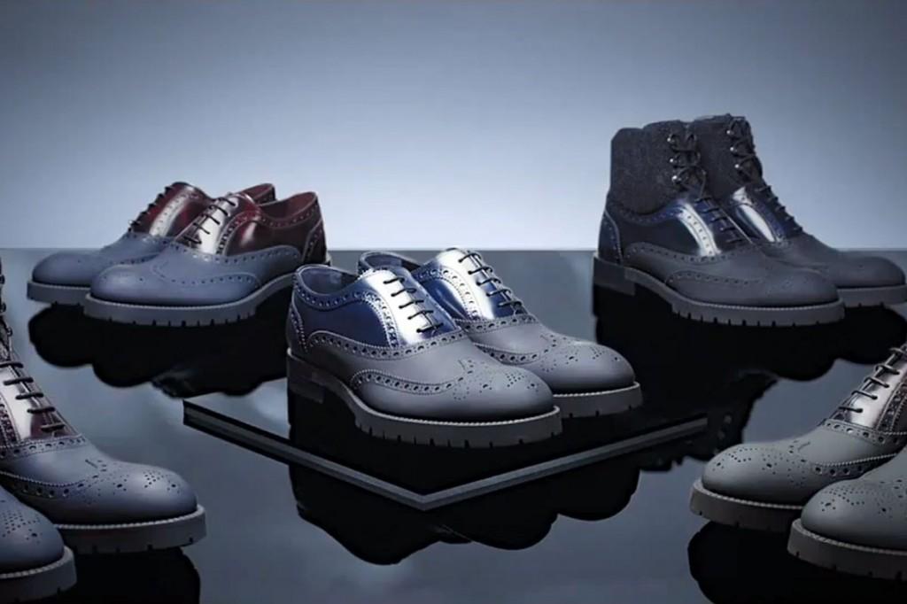 Louis Vuitton 2014 秋季男士鞋款系列 3