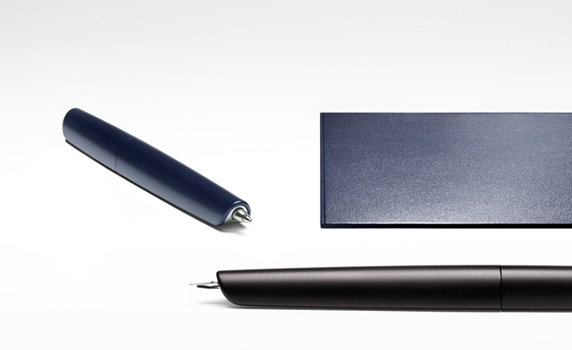 marc newson x hermès'  x pilot pen collection 1