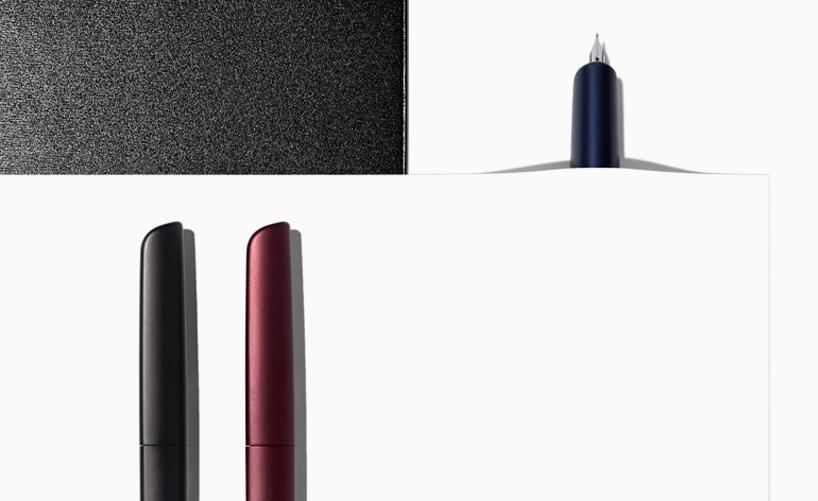 marc newson x hermès'  x pilot pen collection 2