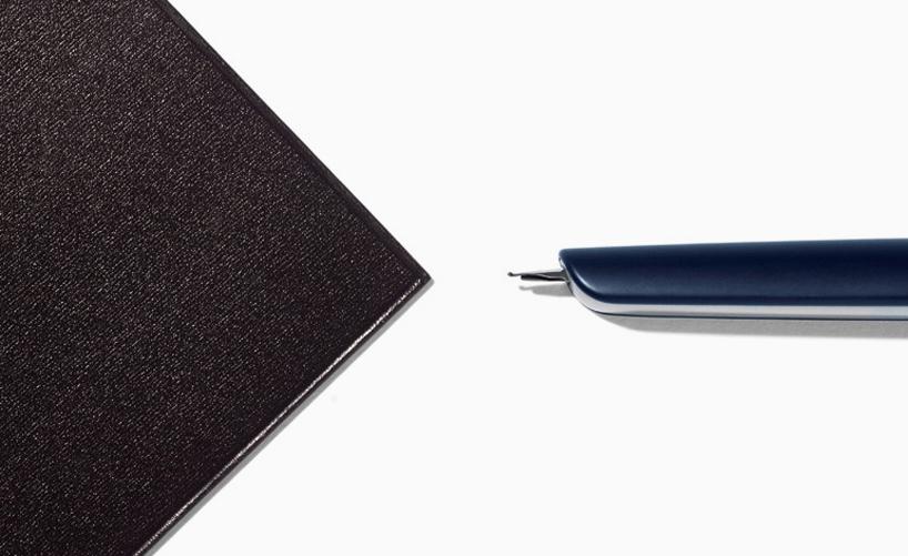 marc newson x hermès'  x pilot pen collection 3