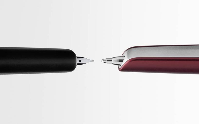 marc newson x hermès'  x pilot pen collection 6