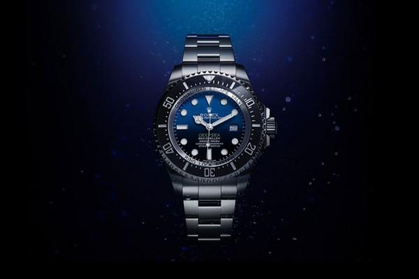Rolex Deepsea D-Blue Dial 1