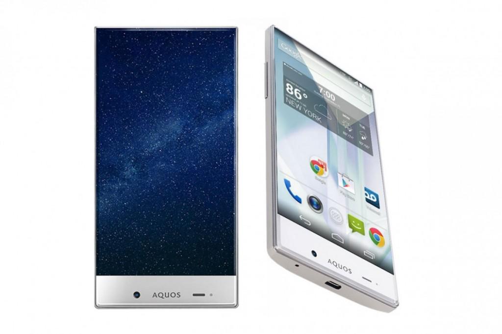 Sharp 發布AQUOS Crystal 智能手機 3