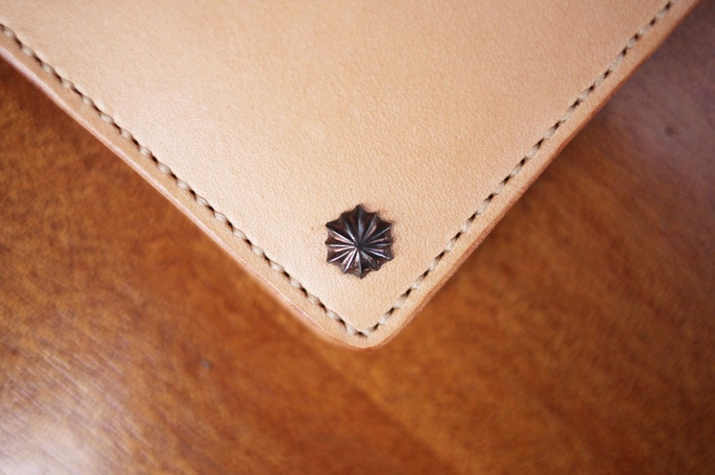 Vegetable tanned leather 2
