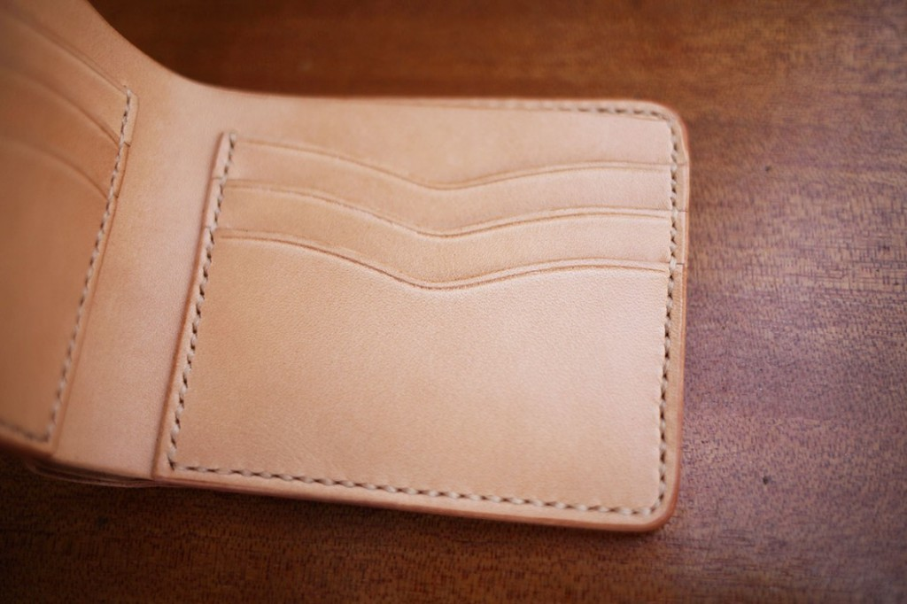 Vegetable tanned leather 4